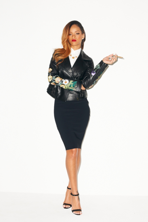 Rihanna by Terry Richardson, February 2013 [Photos] 015