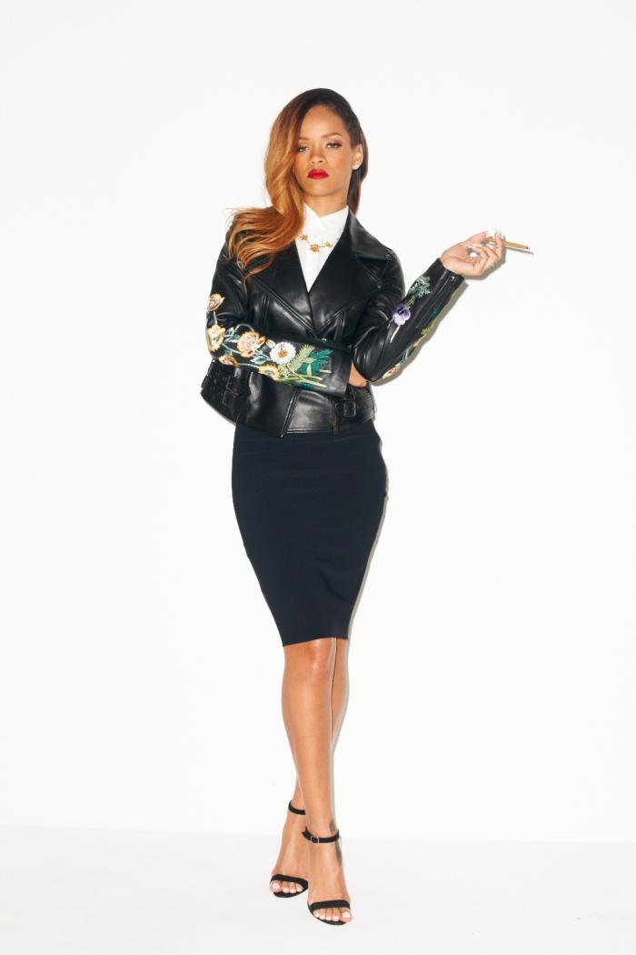 Rihanna by Terry Richardson, February 2013 [Photos] 015