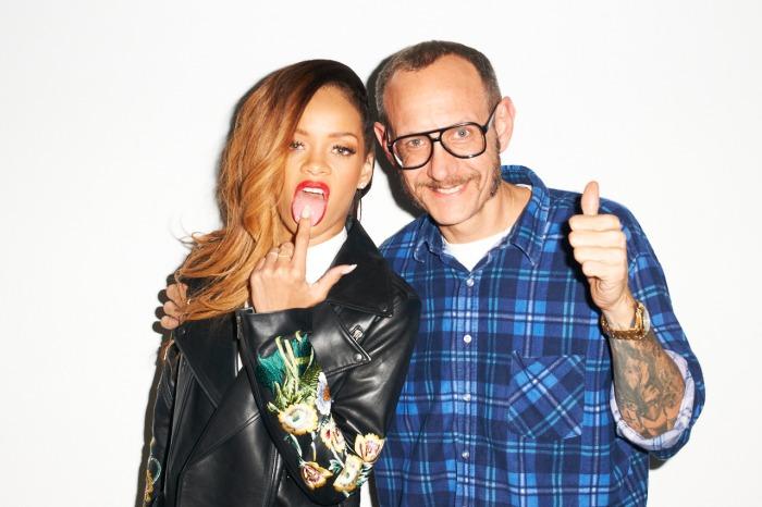 Rihanna by Terry Richardson, February 2013 [Photos] 016