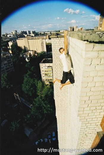 Death-Defying Photos by Mustang Wanted [Photography] 13