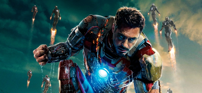 Iron Man 3 Trailer 2- Meet Tony Stark's Army of Iron Men [Movies] feat