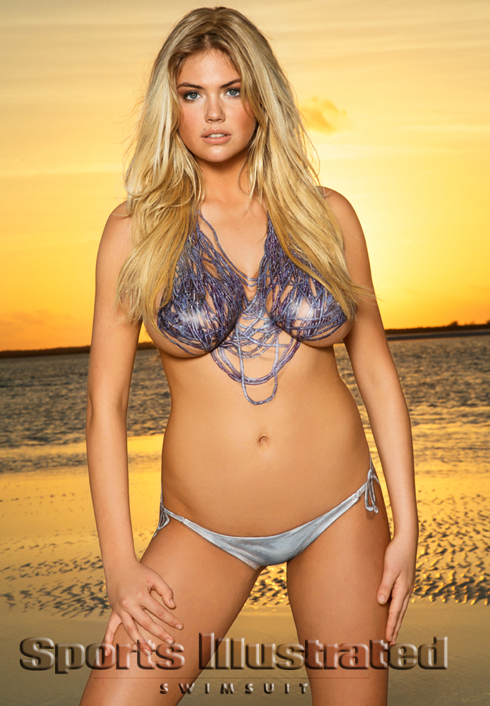 Kate Upton Naked Body Paint Photos 2013 [Photos] 02