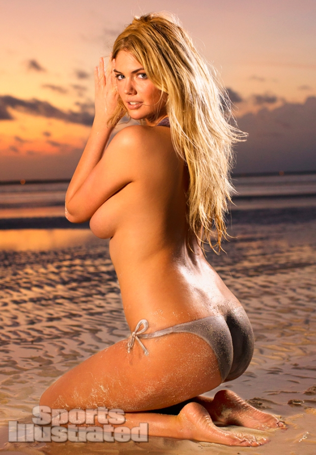 Kate Upton Naked Body Paint Photos 2013 [Photos] 05