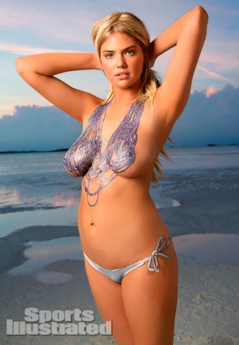 Kate Upton Naked Body Paint Photos 2013 [Photos] 09