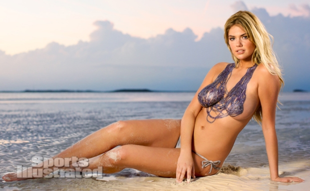 Kate Upton Naked Body Paint Photos 2013 [Photos] 14