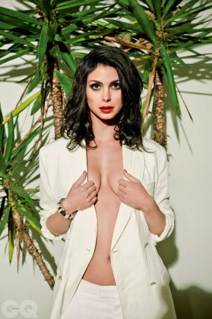 Morena Baccarin for GQ Magazine UK March 2013 [Photos] 05