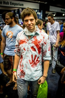 Oz Comic-Con Peth 2013