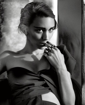 Rooney Mara by Mikael Jansson for Interview March 2013 [Photos] 01