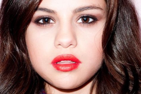 Selena Gomez by Terry Richardson for Harper's Bazaar April 2013 [Photos] 01