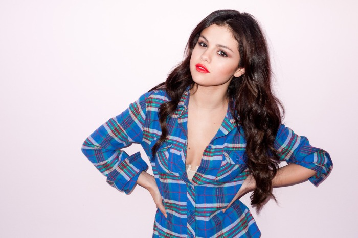 Selena Gomez by Terry Richardson for Harper's Bazaar April 2013 [Photos] 04