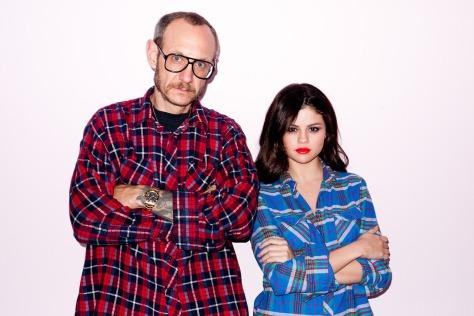 Selena Gomez by Terry Richardson for Harper's Bazaar April 2013 [Photos] 07