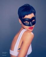 Sexy Rihanna Covers ELLE UK Magazine April 2013 [Photos] 06