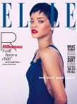 Sexy Rihanna Covers ELLE UK Magazine April 2013 [Photos] 11