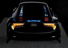 AUDI's New Automotive Lighting Technologies [Tech] 03