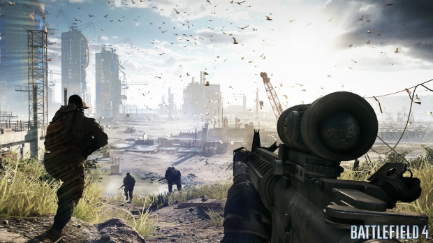 Battlefield 4 Gameplay is Stunning 1