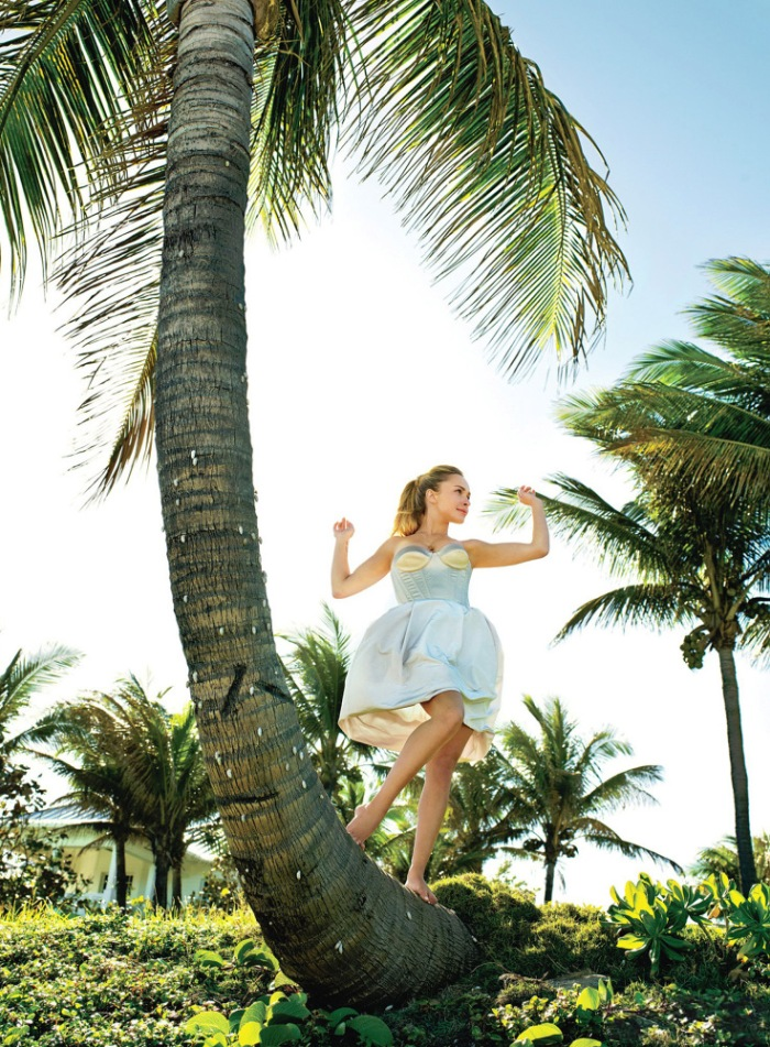 Hayden Panettiere for Glamour Magazine May 2013 [Photos]
