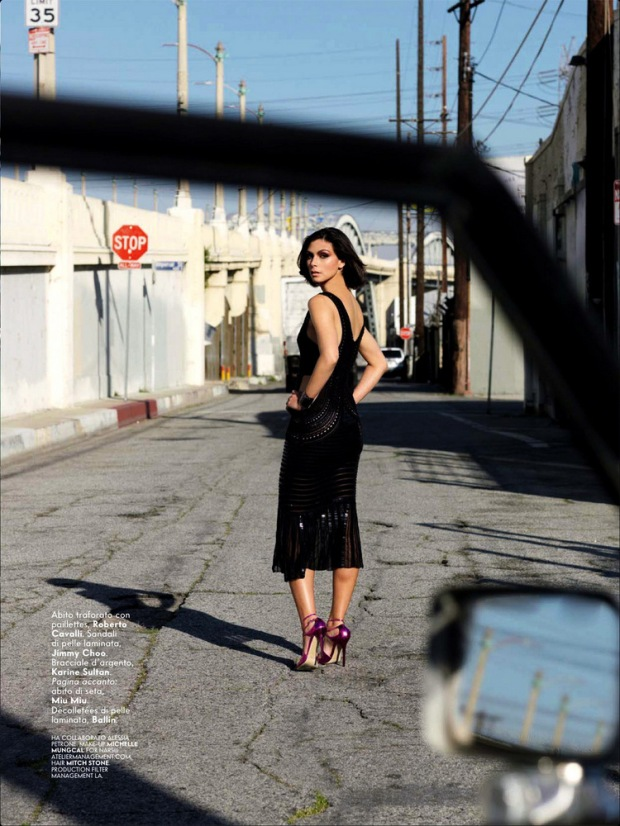 Morena Baccarin for Vanity Fair Italy Magazine April 2013 [Photos] 02