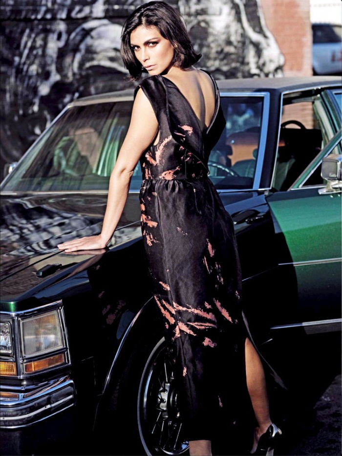 Morena Baccarin for Vanity Fair Italy Magazine April 2013 [Photos] 03