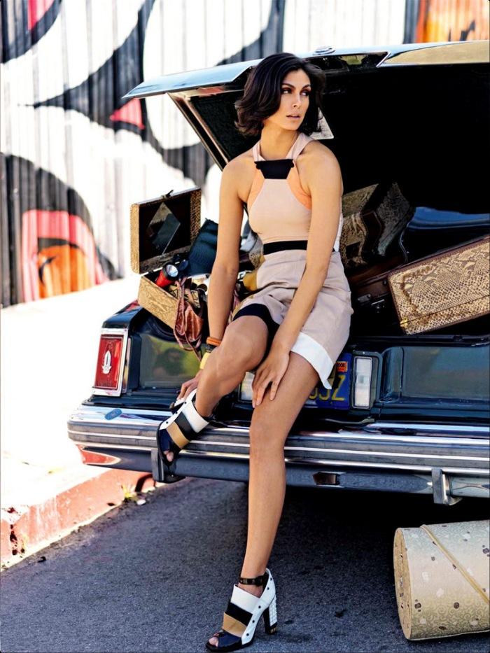 Morena Baccarin for Vanity Fair Italy Magazine April 2013 [Photos] 06