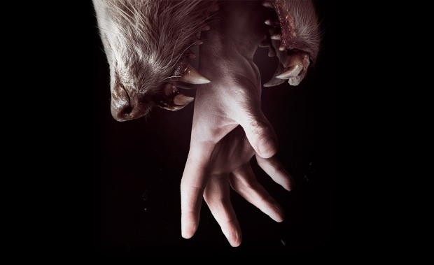 Netflix Prepares to Unleash Hemlock Grove with Awesome Werewolf Transformation [TV]