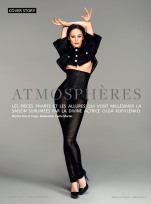 Olga Kurylenko For iMad By Madame Figaro 2013 [Photos] 02