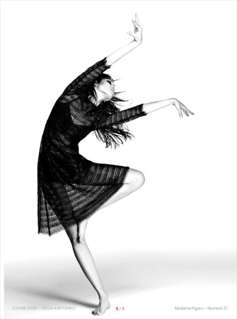 Olga Kurylenko For iMad By Madame Figaro 2013 [Photos] 05
