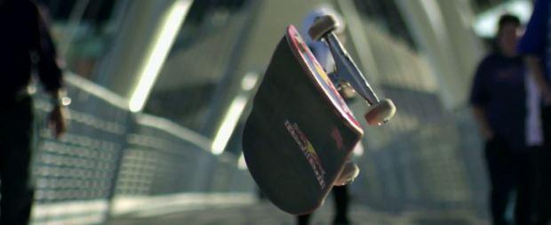 Redbull's New Skate Film [Photography]