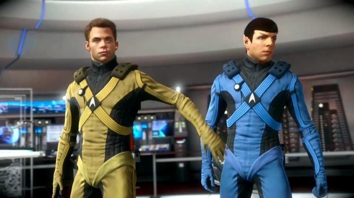 Star Trek- The Video Game Launch Trailer [Games] 04