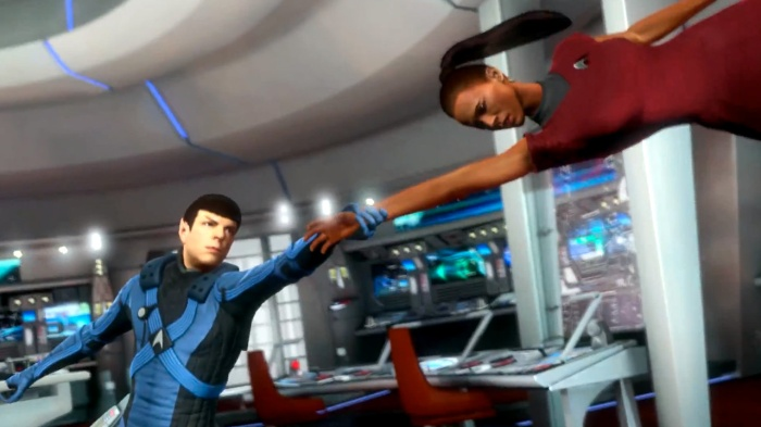 Star Trek- The Video Game Launch Trailer [Games] 06