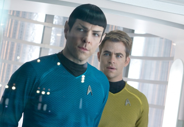 The 3rd trailer for Star Trek Into Darkness has been revealed – Wow! [Movies]