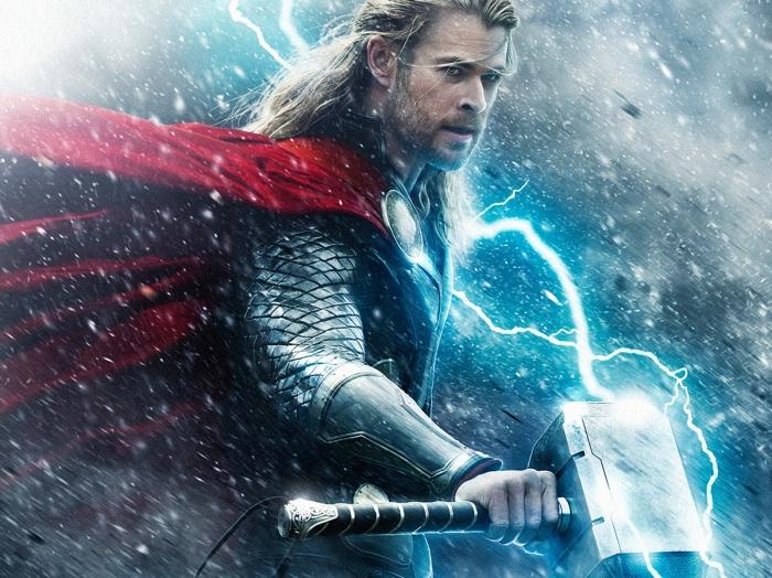 Thor The Dark World - First Trailer [Movies] 1