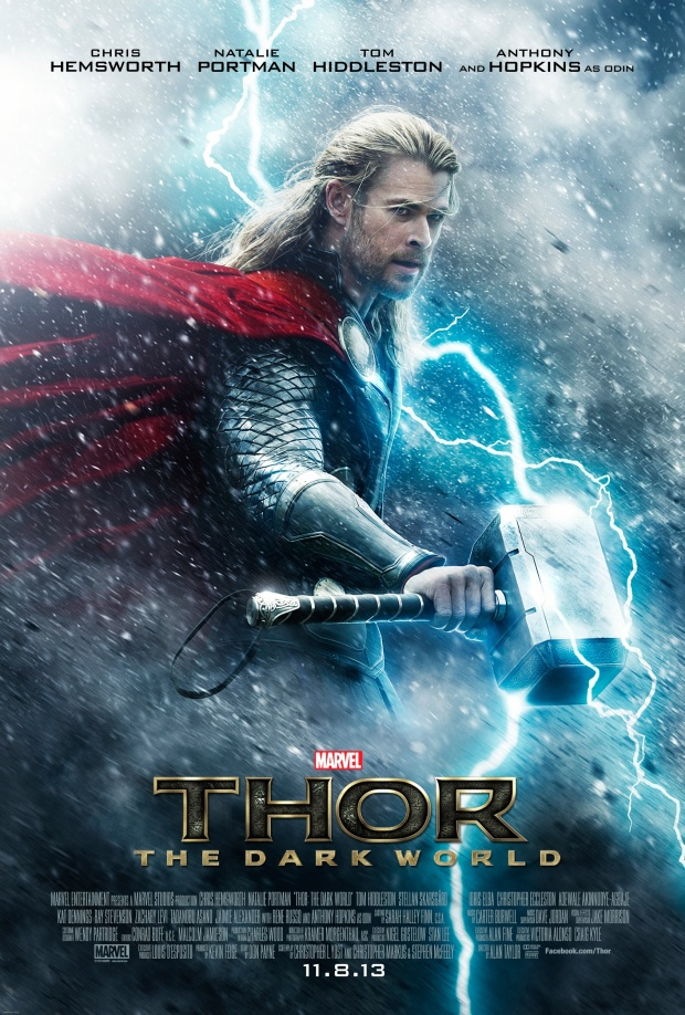 Thor The Dark World - First Trailer [Movies] 2