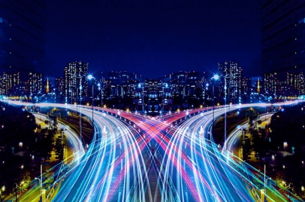 Tokyo Nocturnes by Shinichi Higashi [Photohraphy] 01