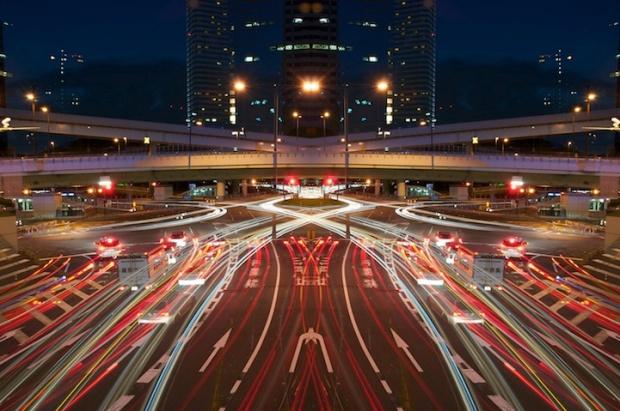 Tokyo Nocturnes by Shinichi Higashi [Photohraphy] 02