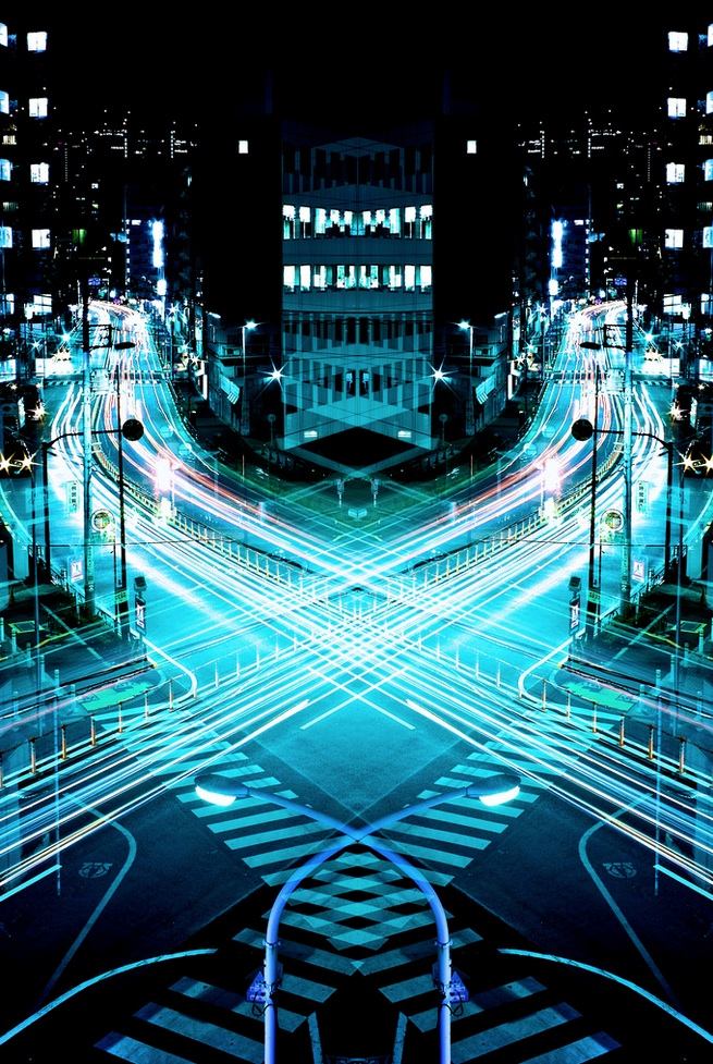 Tokyo Nocturnes by Shinichi Higashi [Photohraphy] 03