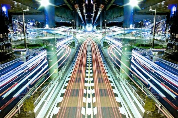Tokyo Nocturnes by Shinichi Higashi [Photohraphy] 05