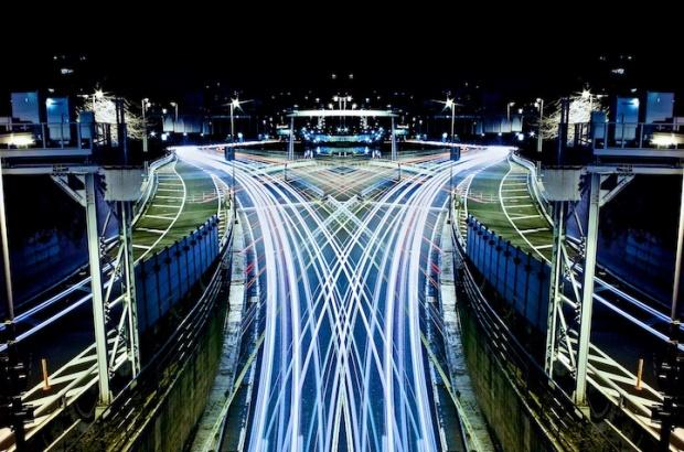 Tokyo Nocturnes by Shinichi Higashi [Photohraphy] 06