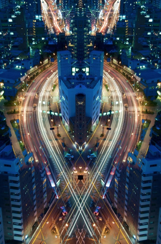 Tokyo Nocturnes by Shinichi Higashi [Photohraphy] 07