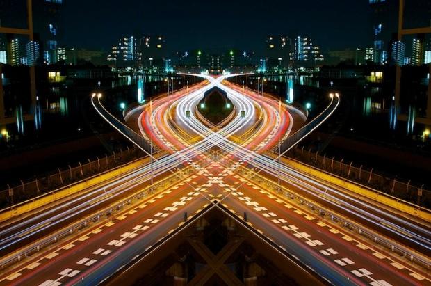 Tokyo Nocturnes by Shinichi Higashi [Photohraphy] 08