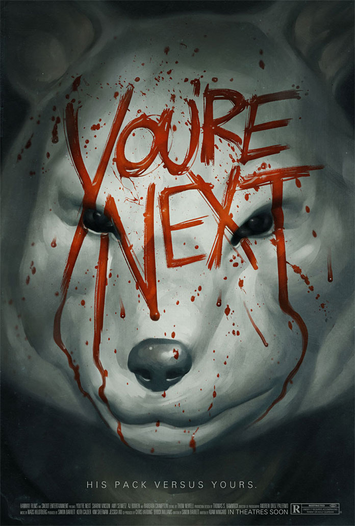 You're Next Trailer [Movies] 06
