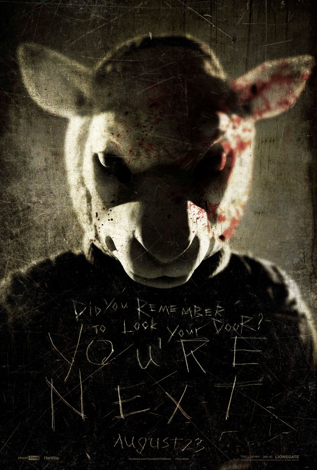 You're Next Trailer [Movies] 08