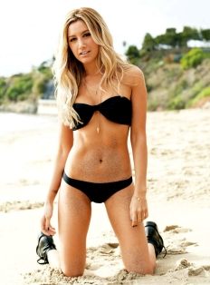 Ashley Tisdale Maxim May Cover Girl [Photos] 07