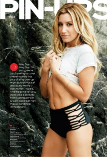 Ashley Tisdale Maxim May Cover Girl [Photos] 20