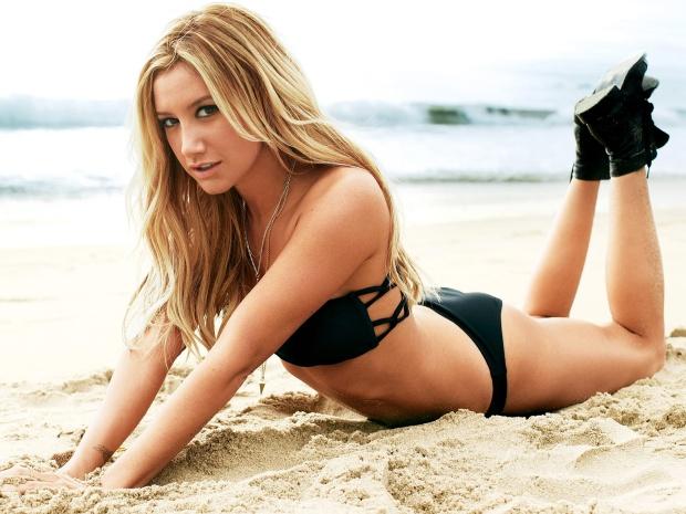 Ashley Tisdale Maxim May Cover Girl [Photos] 22
