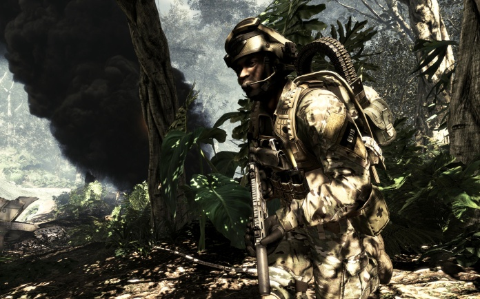 Call of Duty- Ghosts Reveal Trailer 05