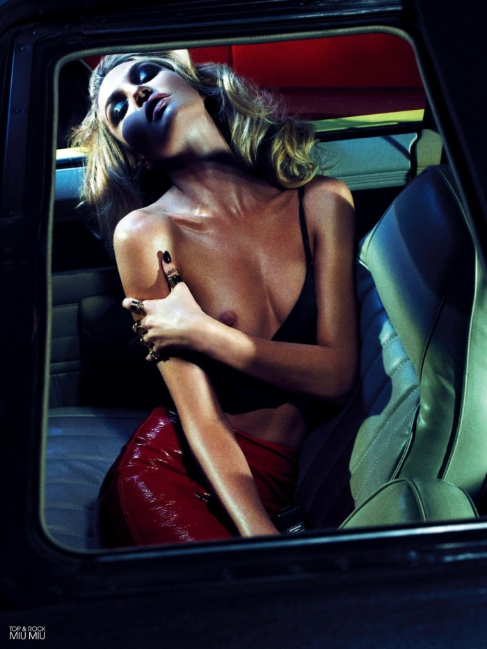 Candice Swanepoel Hard Candy by Sharif Hamza NSFW [Photos] 02