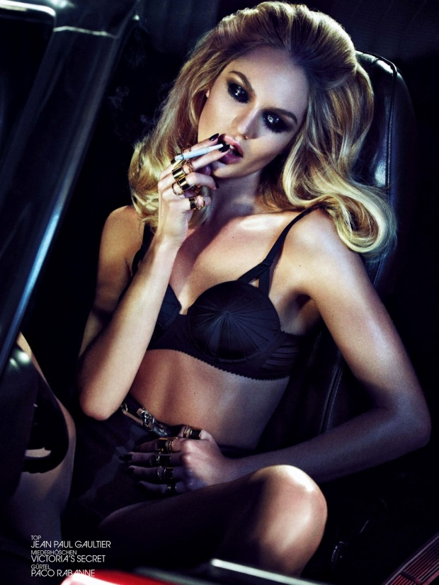 Candice Swanepoel Hard Candy by Sharif Hamza NSFW [Photos] 05