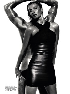 Gisele Bundchen by Mario Testino for Vogue Brasil June 2013 [Photos] 06