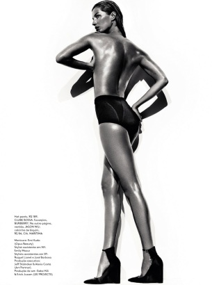 Gisele Bundchen by Mario Testino for Vogue Brasil June 2013 [Photos] 12