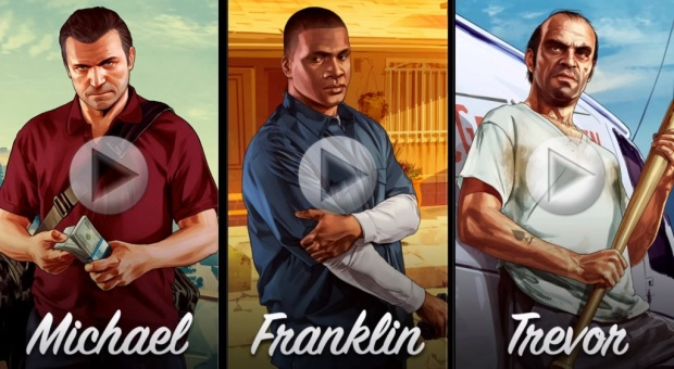 Grand Theft Auto V releases 3 Awesome Trailers [Games]